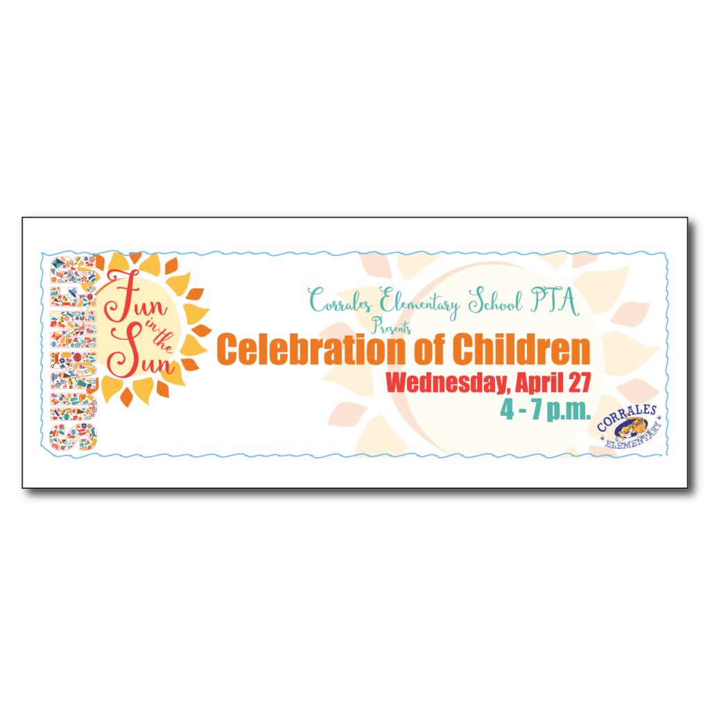 Celebration of Children banner
