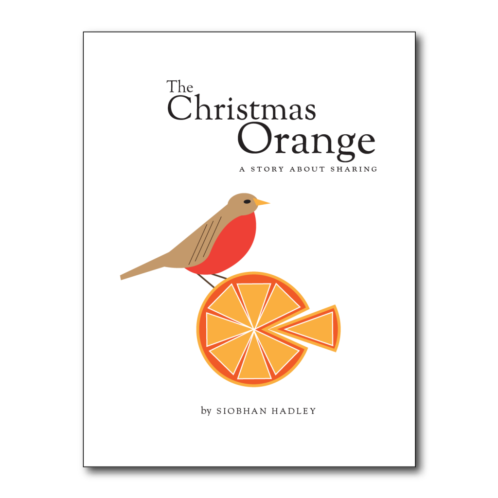 The Christmas Orange cover