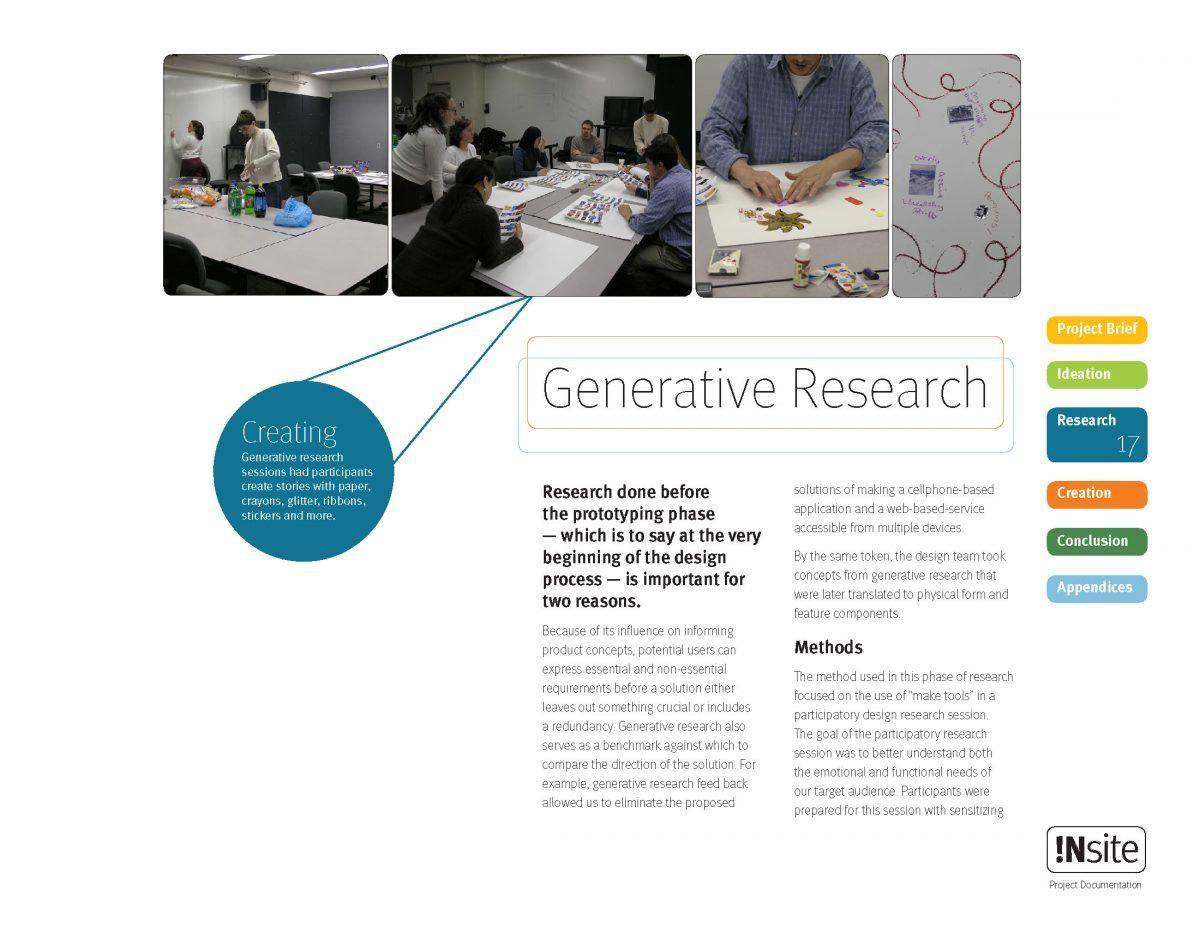 INsite Generative Research