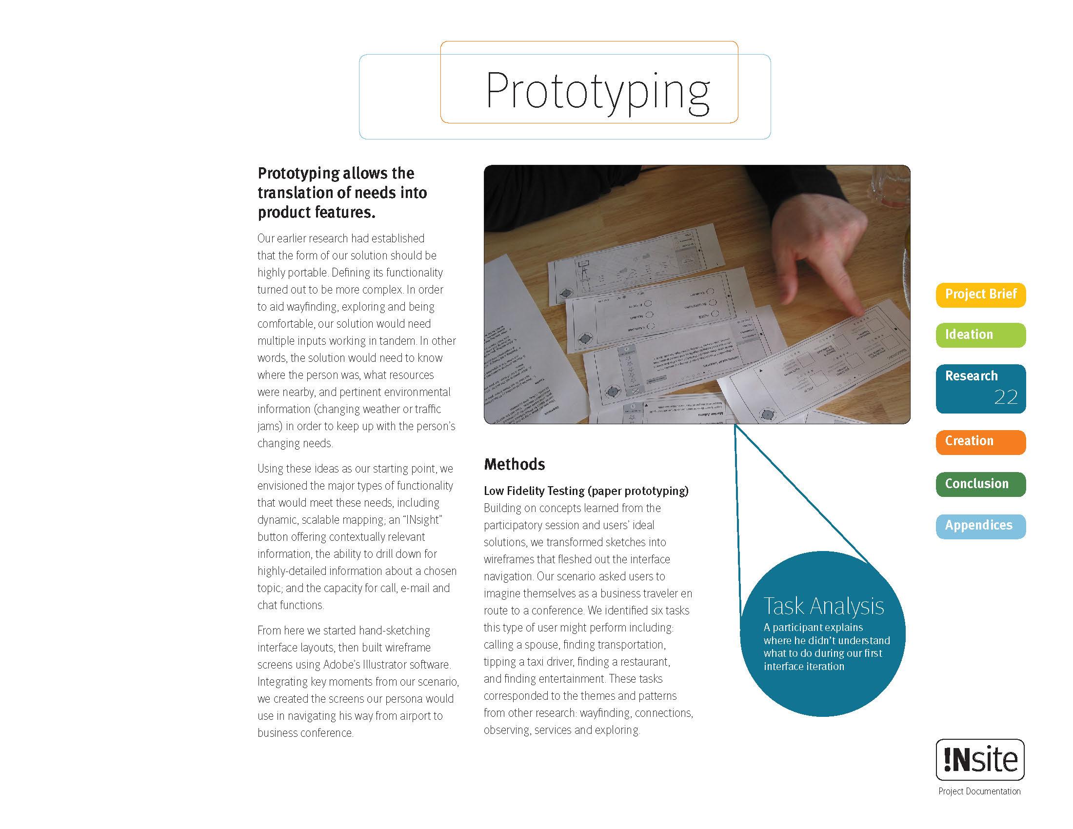 INsite Prototyping